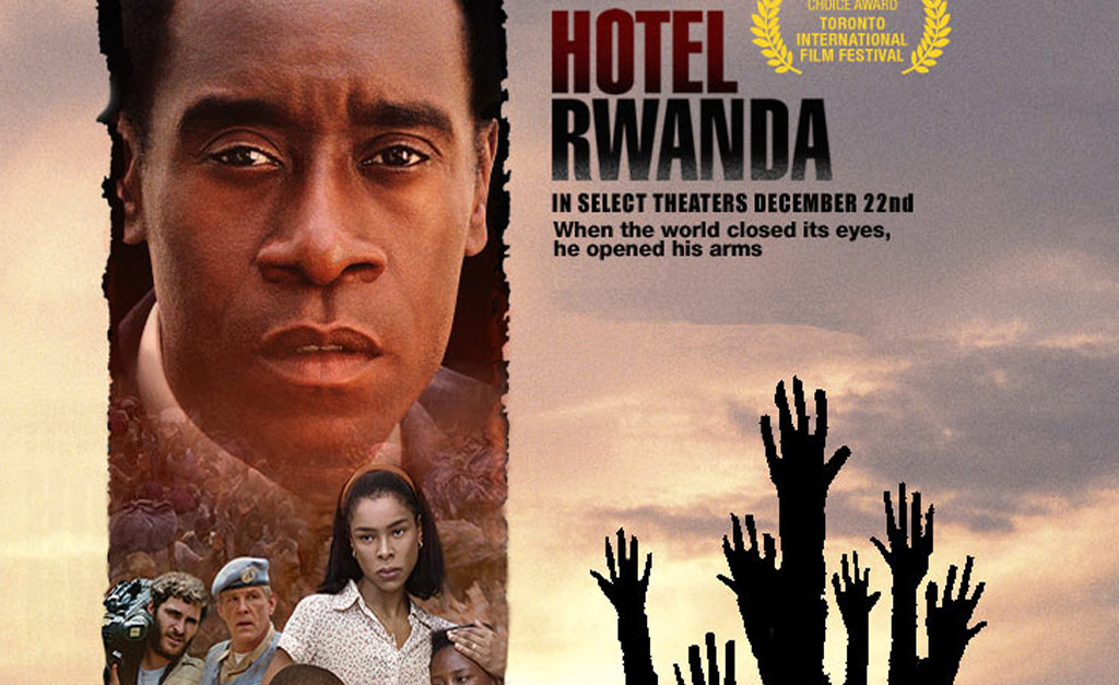 An analysis of hotel rwanda and