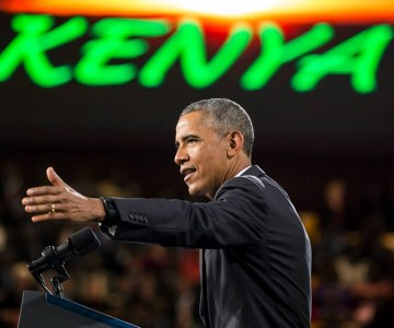 Highlights of President Obama's Visit to Kenya