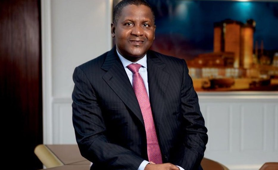 The U.S. Chamber of Commerce has named Aliko Dangote, Africa's most successful businessman, as the co-chair of its U.S.-Africa Business Center.