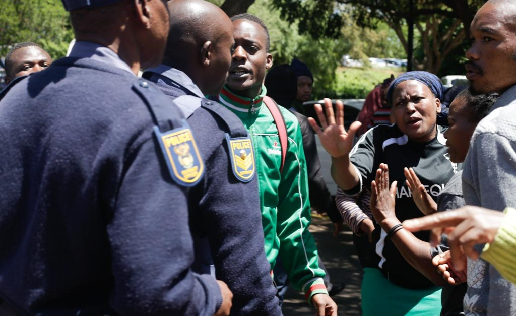 South Africa: Mass Arrests At UJ Outsourcing Protests ...