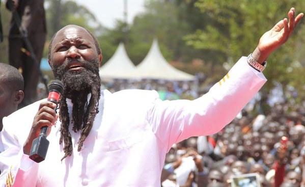 Kenya Pastor Sets Himself On Fire After Missing Spot In