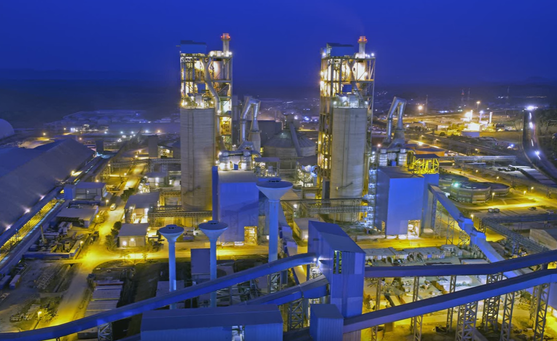 Biggest Concrete Plant In The Usa : Take a peek inside dangote s largest cement plant in