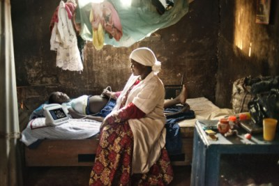Ultrasound For Front-Line Healthcare Workers Is A Big Step Forward For Maternal Health