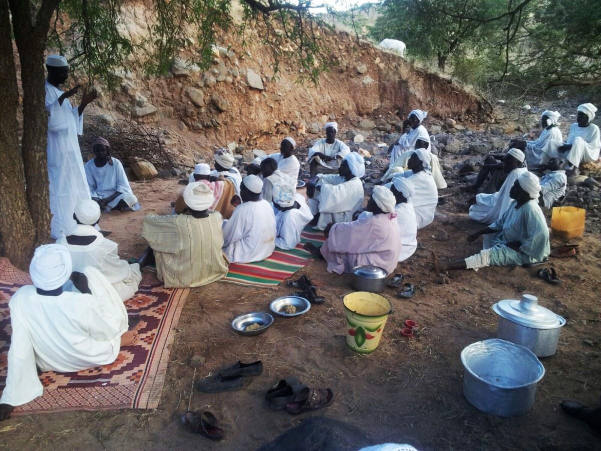 sudan conflict essay