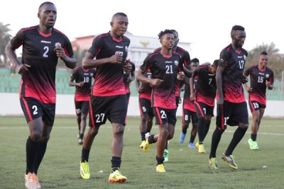 Kenya senior soccer team ready to face Guinea Bissau