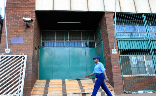 Zimbabwe desolate libyan embassy still guarded by zrp foreign