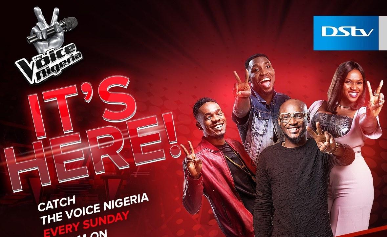 africa magic the voice nigeria auditions//