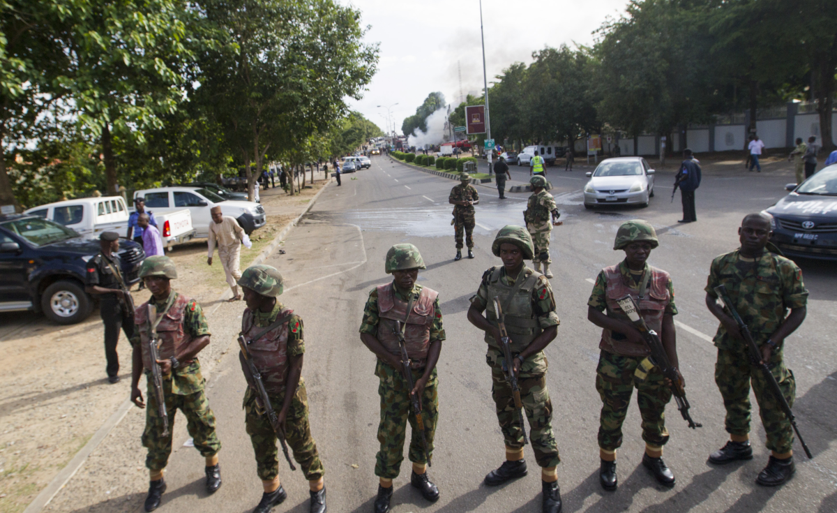 Nigeria: Satellite Images Expose How Nigerian Army Attempted to