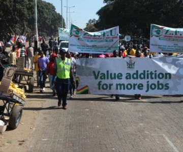 Zimbabwe Workers Snub Workers' Day Commemorations