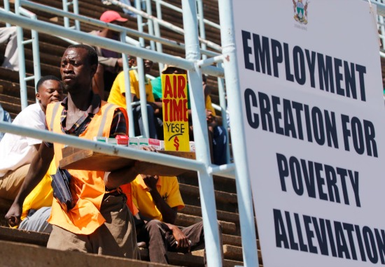roles of trade unions in zimbabwe The importance of trade unions in sports, collective bargaining has a big role to play if there was no agreement on the terms and conditions that are.