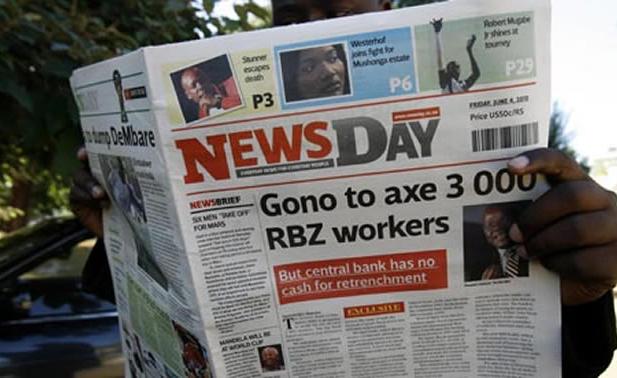 Newsday newspaper zimbabwe online dating 2