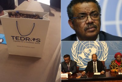 Dr. Tedros Adhanom Ghebreyesus, Ethiopia's foreign minister, launched his candidacy to head the World Health Organization (WHO) at a press conference in Geneva.