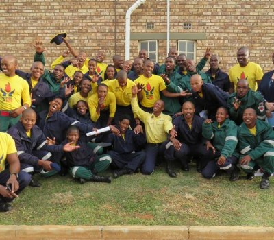 South African Firefighters Deployed to Canada to Battle Wildfires