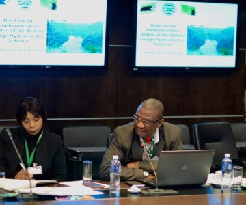 Phase 3 of AfDB's Batoka Gorge Hydro-electric Power Scheme  – Monitoring & Evaluation June 2016