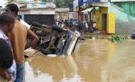 Ghana Hit by Deadly Floods