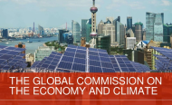 Carlos Lopes To Take Forward the Work of the New Climate Economy