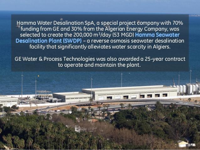 seawater desalination essay