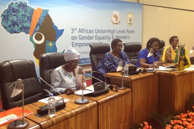 3rd High Level Panel on Gender Equality and Women's Empowerment