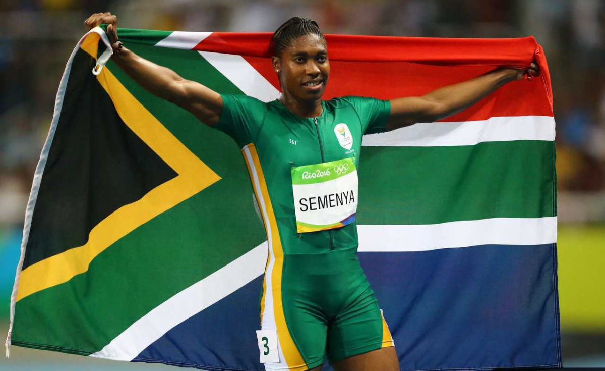 South Africa: 'I'm Targeted Because I'm Undefeated' - Caster Semenya