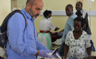 Heading Into Eastern Africa with a Pocket-sized Ultrasound