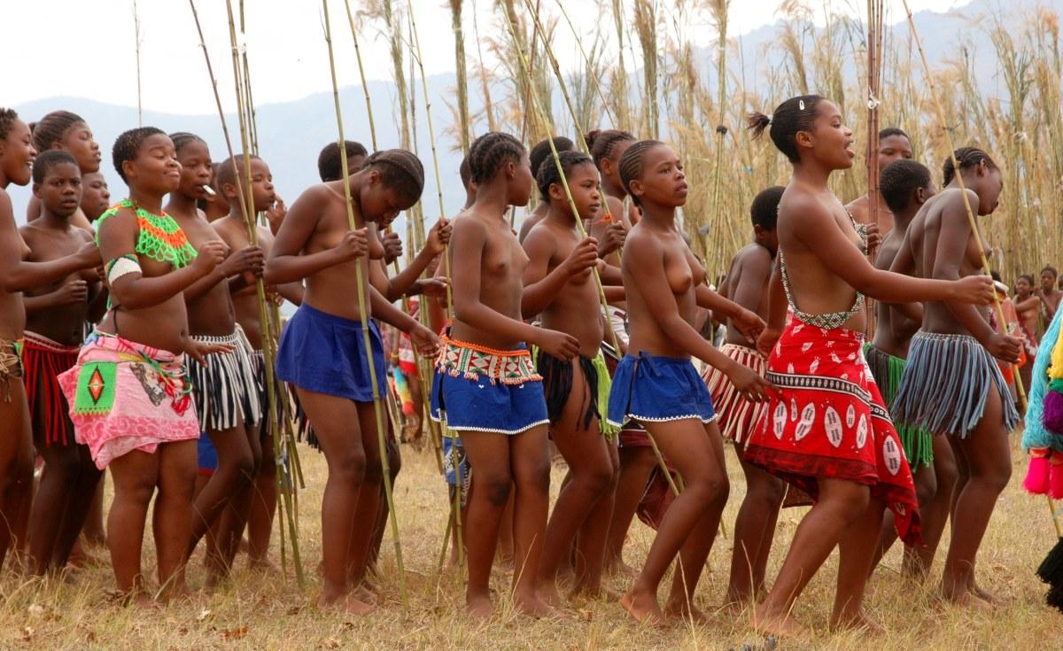 Nude Zimbabwe Women