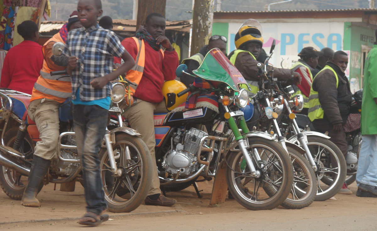 Africa: Motorcycles Set to Become Main Mode of Transport ...