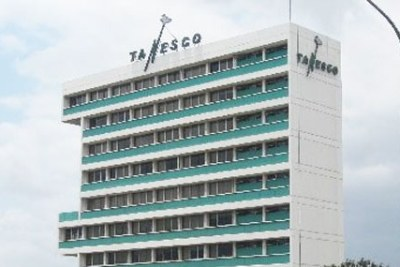 Tenesco headquarters building.