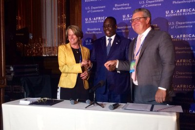 The Overseas Private Investment Corporation (OPIC), the U.S. Government's development finance institution, announced at the side-lines of the U.S. – Africa Business Forum in New York City their financing agreement with ContourGlobal for the 33 megawatt expansion project at ContourGlobal's Cap des Biches power plant in Senegal.