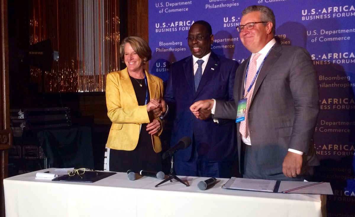GE reinforces commitment to Africa