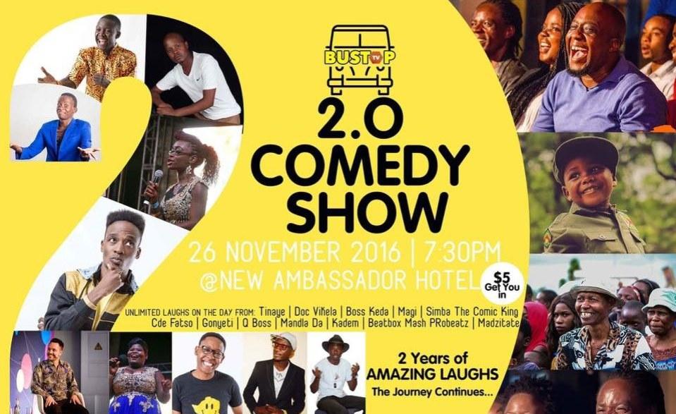 Mabudirei Mumugodhi Zimbabwe Comedy - YouTube