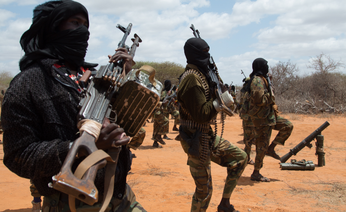 who is al shabaab A short time ago, al-shabaab controlled most of southern somalia and its ranks were swelled with eager young recruits keen to carry the group's jihadist.