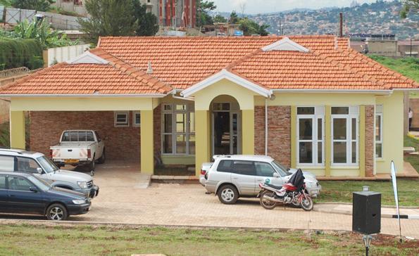 Uganda 2016 Trending House Designs Allafrica Com