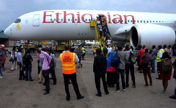 Ethiopian to Open Seven New Destinations
