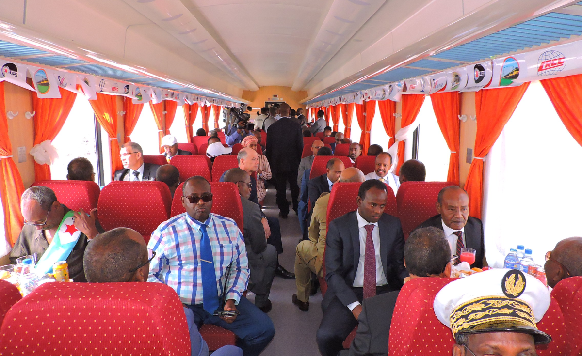 Ethiopia: Addis Ababa-Djibouti Railway Officially Completed, Creating High Speed Link Between Djibouti and Ethiopia