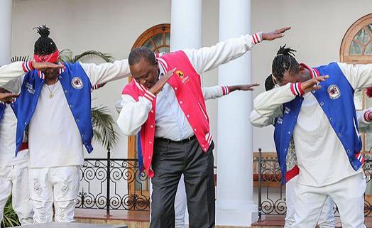 Kenya: Is Uhuru Kenyatta the Coolest President Ever?