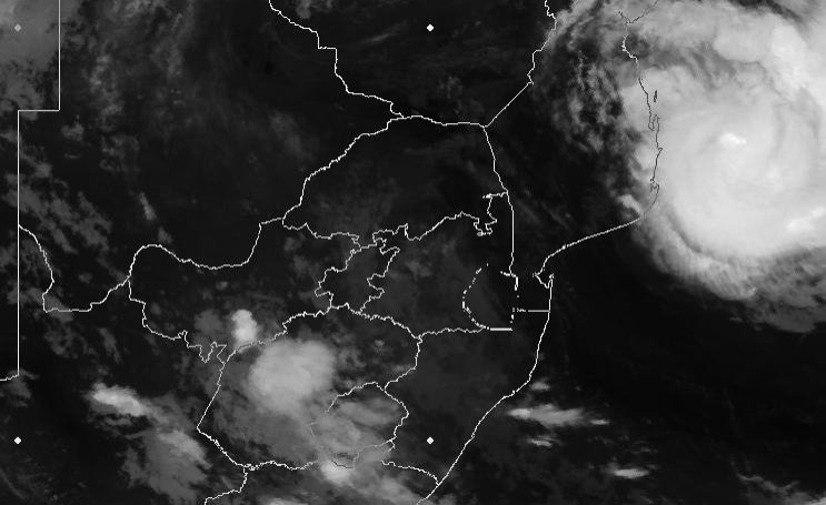 Southern Africa: Storm 'Dineo' to Make Landfall in Mozambique Tonight