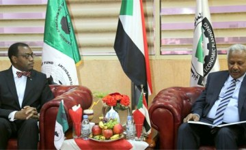 Highlights of AfDB President's Official Visit to Sudan