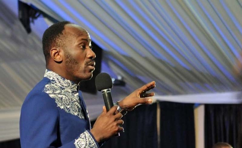apostle johnson suleman relationship problems