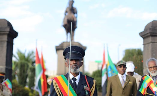 Ethiopia Celebrate Anniversary of Colonial Battle