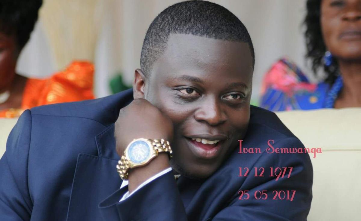 Rich gang s ssemwanga buried in celebrity style in uganda