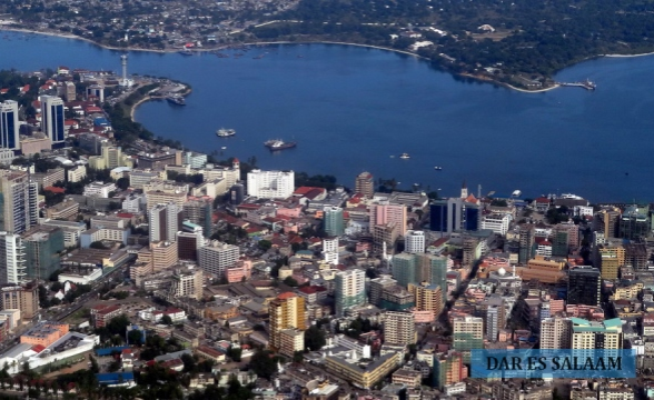 Tanzania: The Fast Changing Face of Dar es Salaam