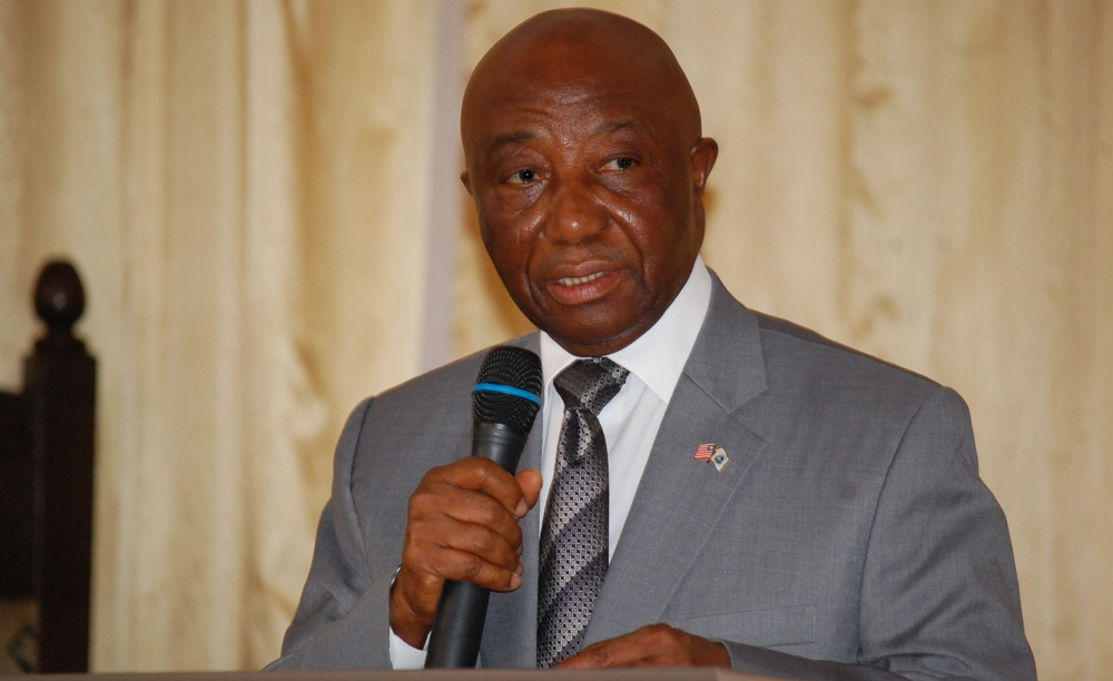 Liberia: VP Boakai Promises Not to Seek Re-Election If Elected President - AllAfrica.com