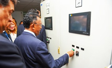 Madagascar's President Inaugurates 40MW Symbion Power Plant