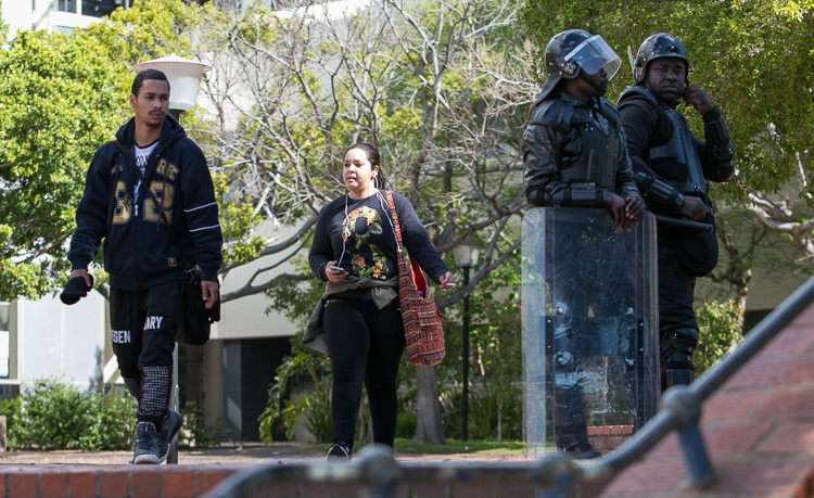 South Africa: 28 CPUT Security Guards Arrested