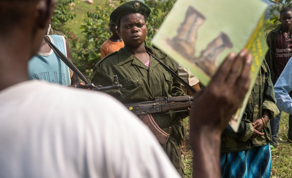 speech on child soldiers Essay on child soldiers in colombia argumentative essay on child soldiers in this essay paper, i will discuss columbia's use of child soldiers and child combatants.