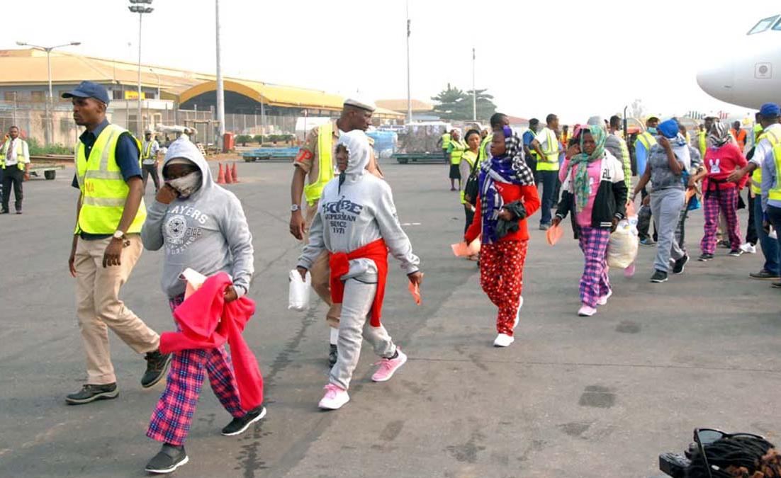 Nigeria: 60,000 Nigerians Stranded in Libya - EU