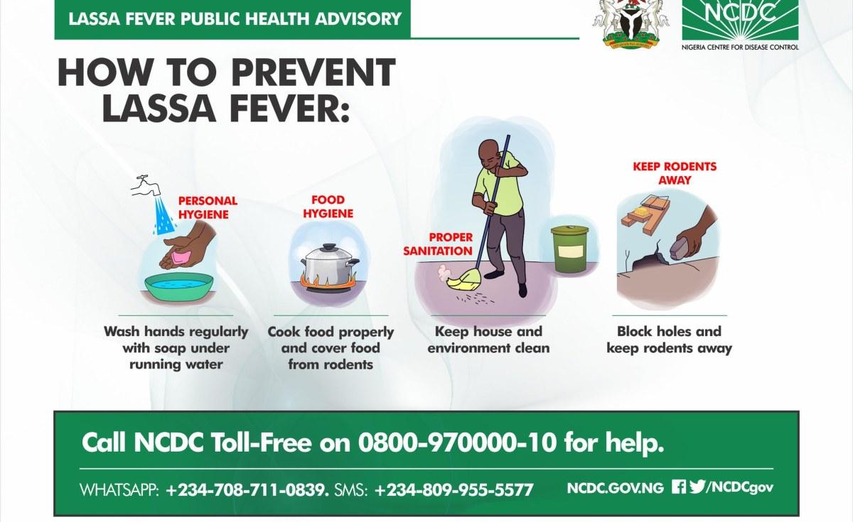 19 Die of Lassa Fever in Bauchi