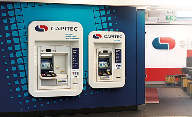 capitec bank south africa implementing the