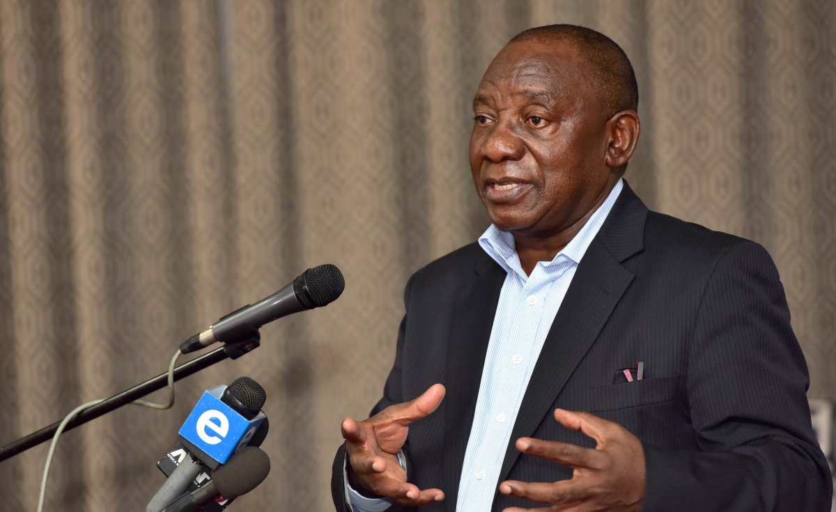 South Africa: Ramaphosa - North West Violence Would Have Concerned Skweyiya