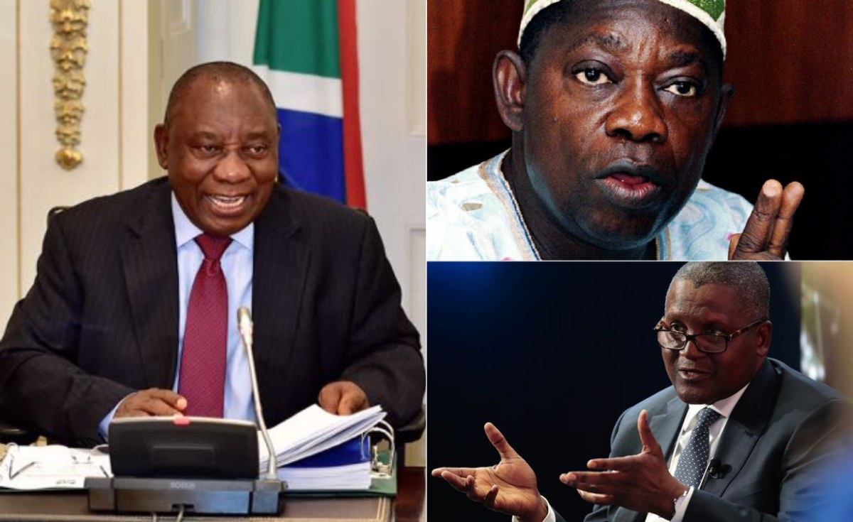 Nigeria: Third-Force - Between Ramaphosa, Abiola and Dangote